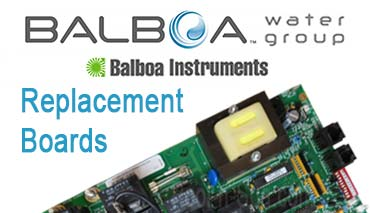Balboa Circuit Boards