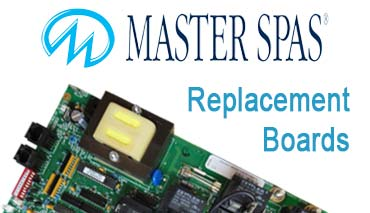 Master Spa Circuit Boards