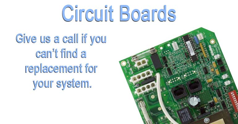 Circuit Boards, Control Boards