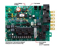 Balboa 52143 Circuit Board 2000DR2(x) Alt Replacement, Thermo Spas - Click Image to Close