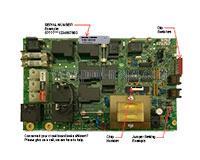 Balboa 52702 Circuit Board, SUNS25R1(x), Alt Replacement - Click Image to Close